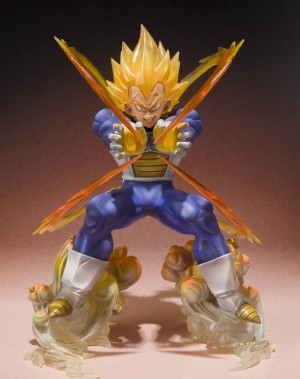 FIGURKA Figuarts Zero Vegeta Super Saiyan DRAGON BALL Z