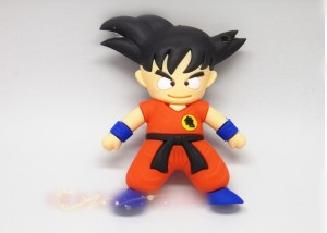 PENDRIVE USB 8 GB DRAGON BALL GOKU KRILLAN ŚWIĘTA