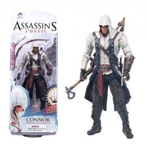 FIGURKA Assassin's Creed Edward Kendway Connor