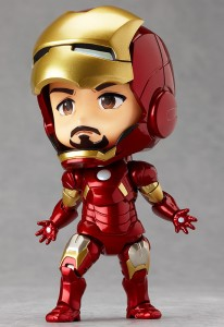 Nendoroid Iron Man Mark 7 Hero's Edition Figurka