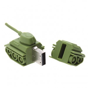 WORLD OF TANKS PENDRIVE USB 4 GB CZOŁG CZOŁGI