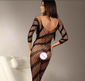BODYSTOCKING BODY STOCKING BIELIZNA SEX SEKS