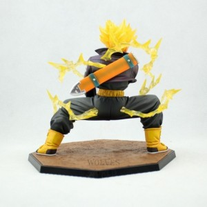 FIGURKA SUPER SAIYAN TRUNKS DRAGON BALL Z
