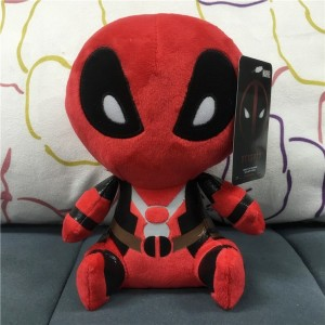 PLUSZAK DEADPOOL MARVEL MASKOTKA