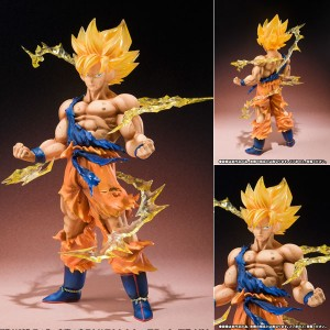 FIGURKA SUPER SAIYAN GOKU DRAGON BALL Z