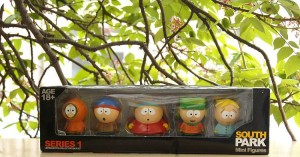 Figurka figurki film South Park Cartman Kenny Stan