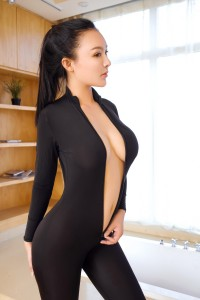 BODYSTOCKING SEX KOMBINEZON BIELIZNA PORNO KOSTIUM