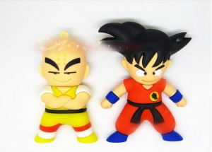 PENDRIVE USB 32 GB DRAGON BALL GOKU KRILLAN ŚWIĘTA